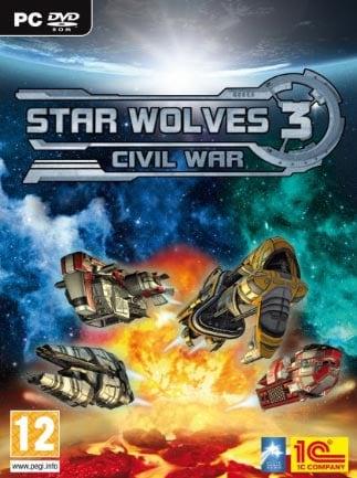 Star Wolves 3: Civil War Steam Key GLOBAL