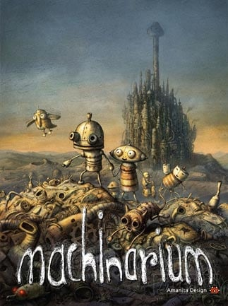 Machinarium Steam Key GLOBAL