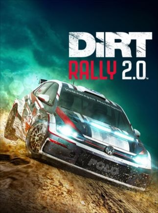 DiRT Rally 2.0 + Preorder Bonus Steam Key GLOBAL