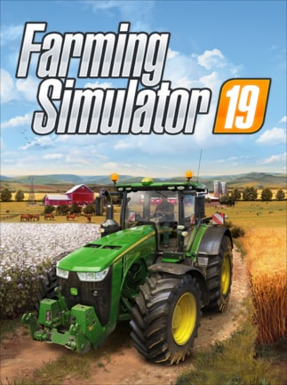 Farming Simulator 19 Steam Key GLOBAL