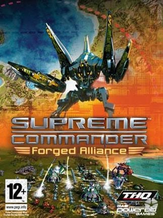 Supreme Commander Forged Alliance Steam Key GLOBAL