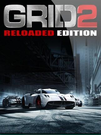 Grid 2 Reloaded Edition Key Steam GLOBAL