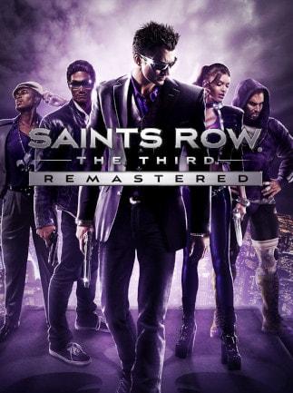 Saints Row The Third Remastered (PC) - Steam Key - GLOBAL