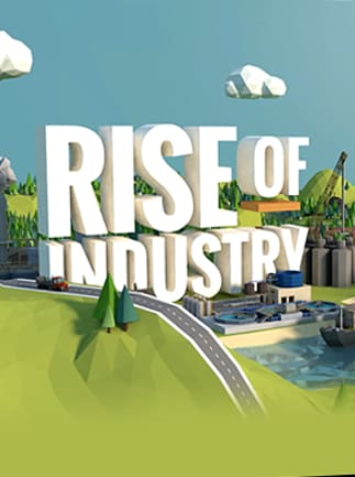 Rise of Industry Steam Key GLOBAL