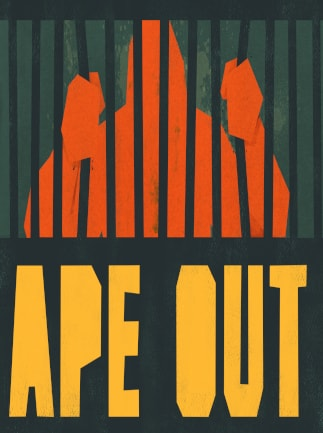 APE OUT Steam Key GLOBAL