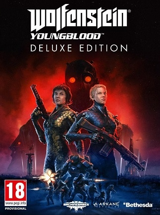 Wolfenstein: Youngblood | Deluxe Edition (PC) - Steam Key - GLOBAL