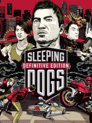 Sleeping Dogs: Definitive Edition Steam Key GLOBAL