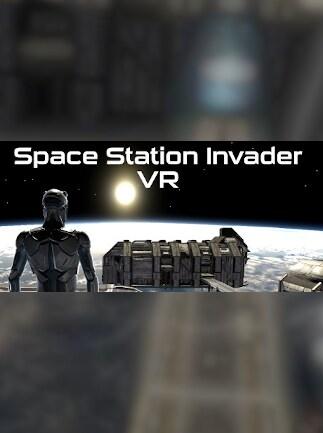Space Station Invader VR - Steam - Key GLOBAL