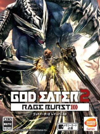 GOD EATER 2 Rage Burst Steam Key GLOBAL