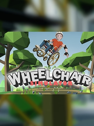 Wheelchair Simulator Steam Key GLOBAL
