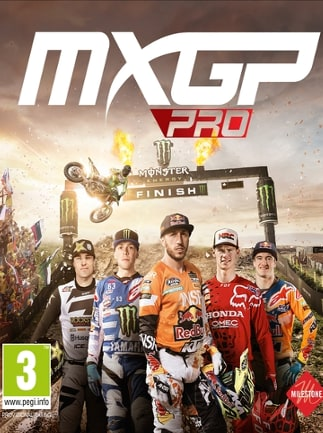 MXGP PRO Steam Key GLOBAL