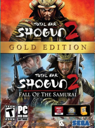 Total War: SHOGUN 2 Gold Edition Steam Key GLOBAL