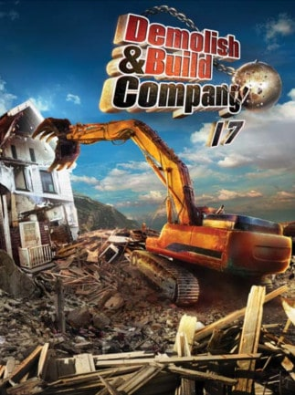 Demolish & Build Company 2017 Steam Key GLOBAL