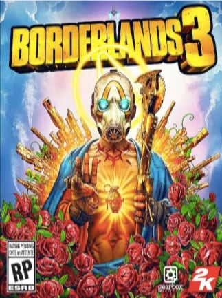 Borderlands 3 (Super Deluxe Edition) - Steam - Key (GLOBAL)