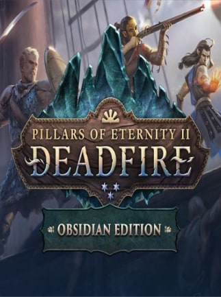 Pillars of Eternity II: Deadfire - Obsidian Edition Steam Key GLOBAL
