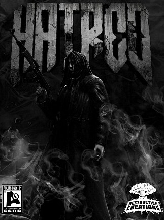 Hatred Steam Key GLOBAL