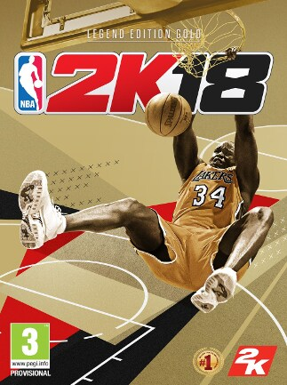 NBA 2K18 - Legend Edition Gold Steam Key PC GLOBAL