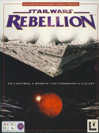 Star Wars Rebellion Steam Key GLOBAL
