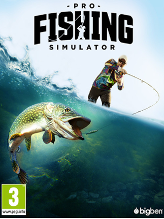 PRO FISHING SIMULATOR Steam Key GLOBAL