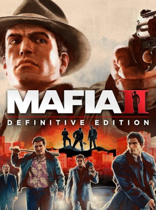 Mafia II: Definitive Edition (PC) - Steam Key - GLOBAL