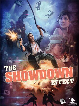 The Showdown Effect Standard Edition Steam Key GLOBAL