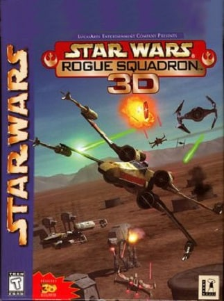 STAR WARS: Rogue Squadron 3D Steam Key GLOBAL