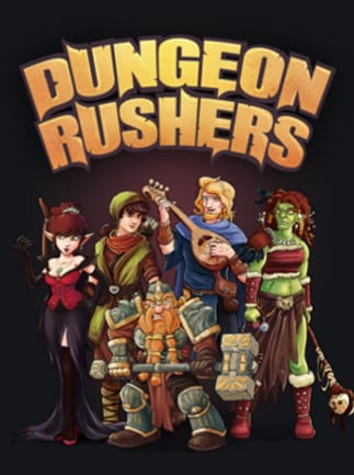 Dungeon Rushers: Crawler RPG Steam GLOBAL