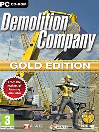 Demolition Company Gold Edition Steam Key GLOBAL