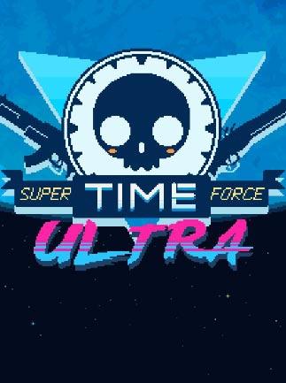 Super Time Force Ultra Steam Key GLOBAL