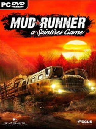 Spintires: MudRunner Steam Key PC GLOBAL
