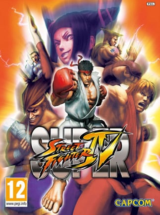 Super Street Fighter IV Arcade Edition Steam Key GLOBAL