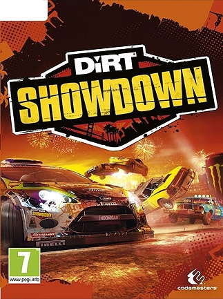 Dirt: Showdown Steam GLOBAL