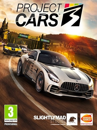 Project Cars 3 (PC) - Steam Key - GLOBAL