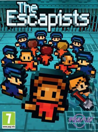 The Escapists + The Escapists: The Walking Dead Deluxe Steam Key GLOBAL