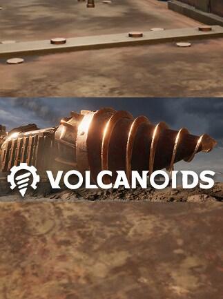 Volcanoids Steam Key GLOBAL