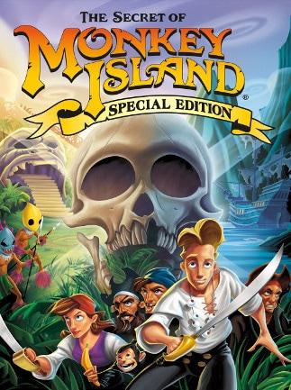 The Secret of Monkey Island: Special Edition Steam Key GLOBAL