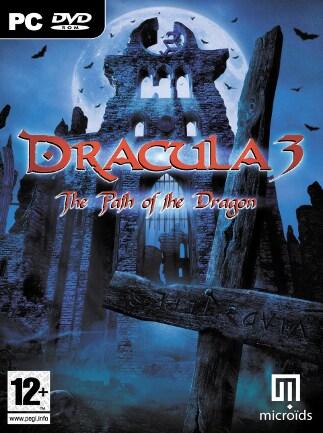 Dracula 3: The Path of the Dragon Steam Key GLOBAL