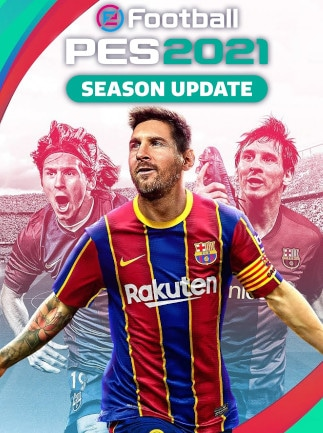 eFootball PES 2021 | SEASON UPDATE STANDARD EDITION (PC) - Steam Key - GLOBAL