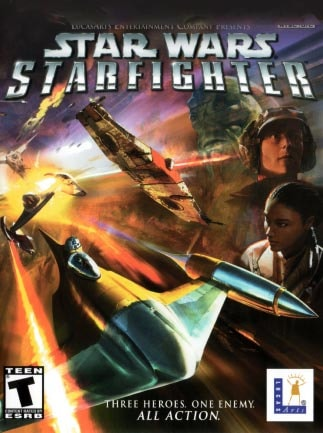 Star Wars Starfighter Steam Key GLOBAL