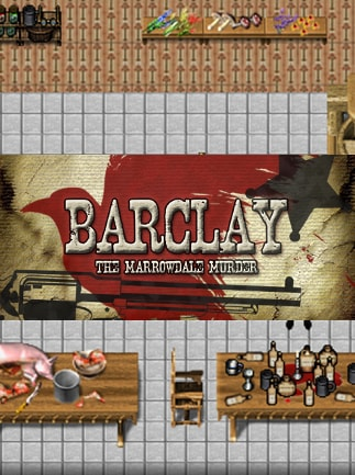 Barclay: The Marrowdale Murder Steam Key GLOBAL