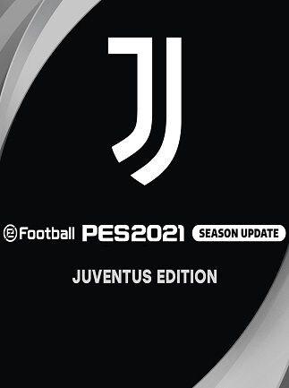 eFootball PES 2021 | SEASON UPDATE JUVENTUS EDITION (PC) - Steam Key - GLOBAL