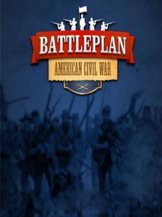 Battleplan: American Civil War Steam Key GLOBAL