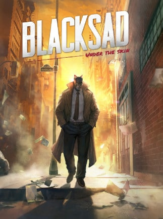 Blacksad: Under the Skin Steam Key GLOBAL