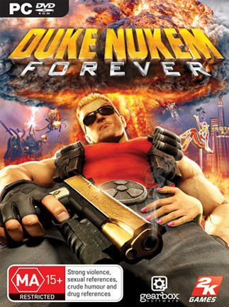 Duke Nukem Forever Steam Key GLOBAL