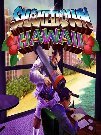 Shakedown: Hawaii (PC) - Steam Key - GLOBAL