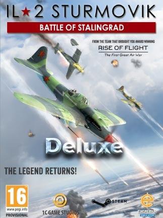 IL-2 Sturmovik: Battle of Stalingrad Deluxe Key Steam GLOBAL