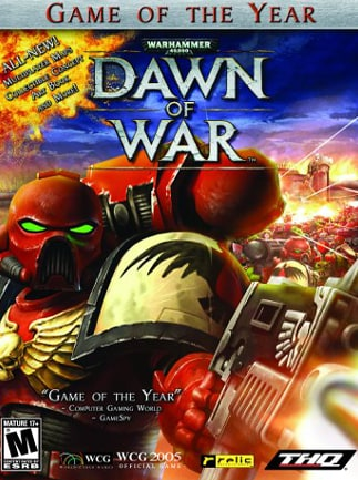 Warhammer 40,000: Dawn of War GOTY Steam Key GLOBAL