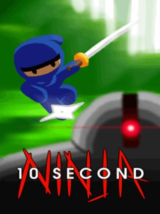 10 Second Ninja Steam Key GLOBAL