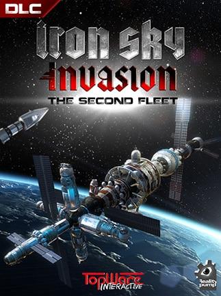 Iron Sky Invasion: The Second Fleet Key Steam GLOBAL
