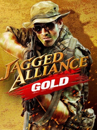 Jagged Alliance: Gold Edition Steam Key GLOBAL
